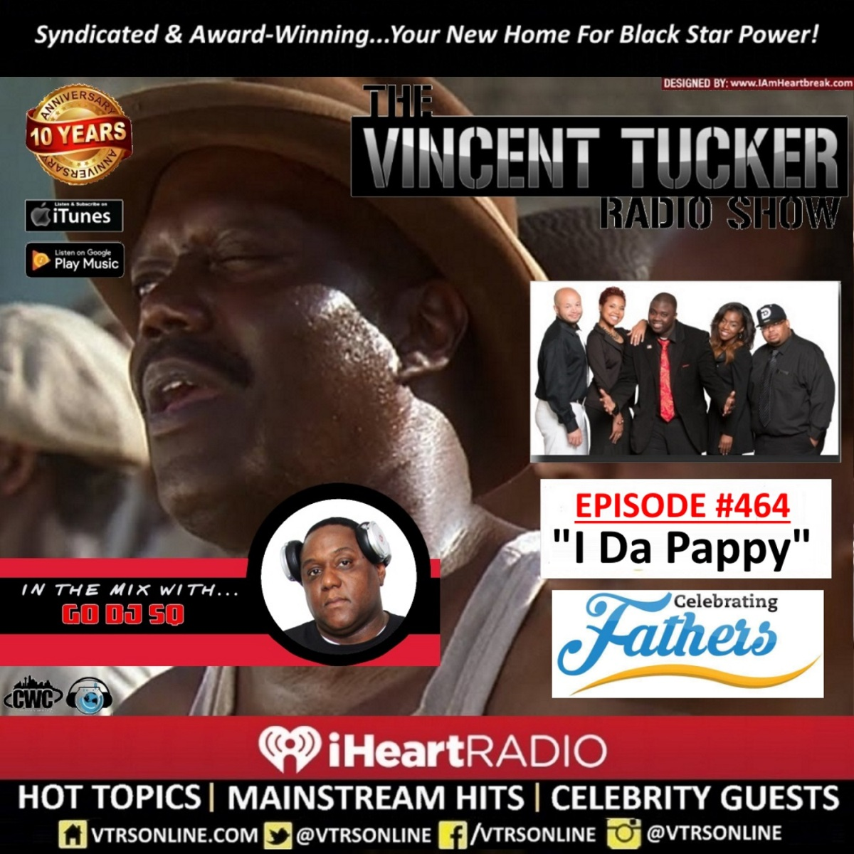 """This Weekend On The VTRS: Episode #464 